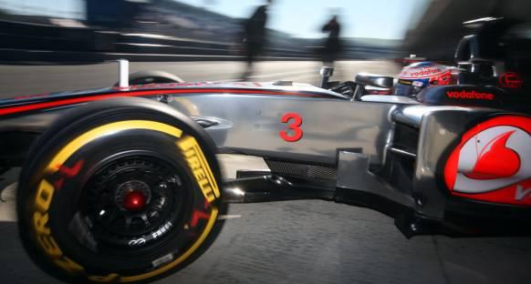 Button: McLaren geçen yıldan çok daha iyi