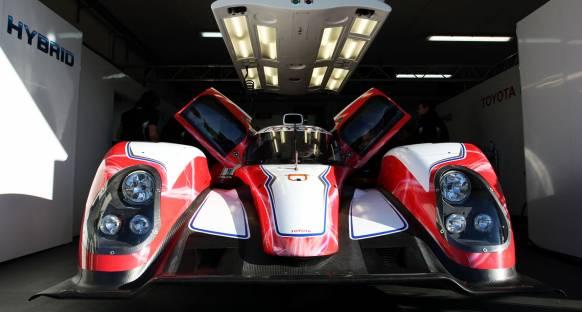 Toyoto 2012 Le Mans için kararlı