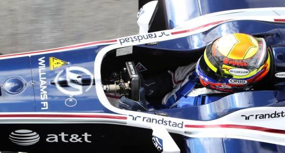 Maldonado: 2012 iyi bir araçla başarılı geçecek