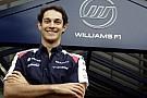 Ve Senna Williams'ta