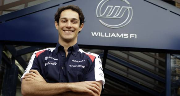 Ve Senna Williams'ta