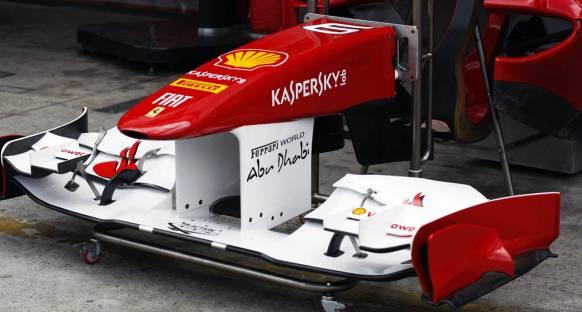 Ferrari kendi sürüş yüksekliği sistemini geliştiriyor