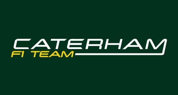 Caterham F1 Team yeni logosunu açıkladı