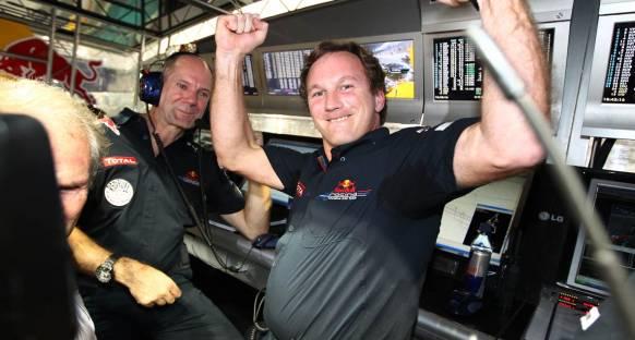 Horner: Red Bull sevilmeyen bir takım