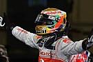 Hamilton sezonu galibiyetle bitirmeyi hedefliyor