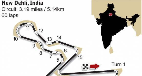 Hindistan'a ikinci pist geliyor