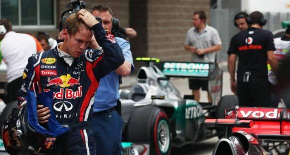 Vettel ceza almaktan kurtuldu