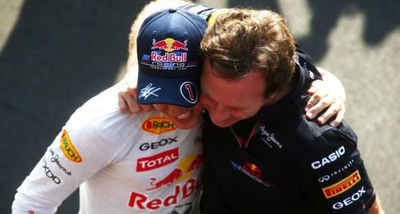 Vettel: Daha önümüzde uzun bir yol var