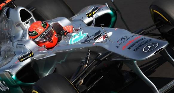 Schumacher: Monza'nın atmosferi çok özel