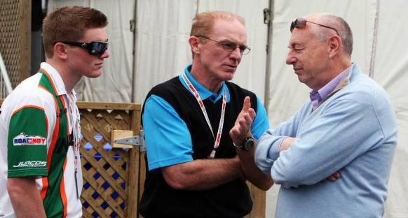 Derek Daly İtalya GP'de görev alacak