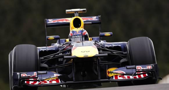 Webber: En iyi takım sonuçlarından biri