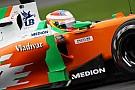 Force India: Üç pilot lüks problem