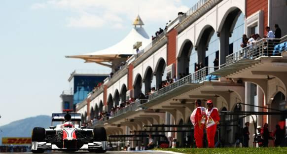 Türkiye GP 2012 için hala umutlu
