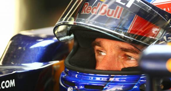 Webber: Keşke sezona ara verilmeseydi