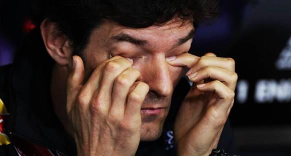 Webber: Yanlış lastik seçimi benim kararımdı