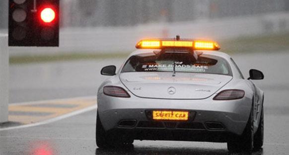 Nürburgring'de yağmur yarışı etkileyebilir