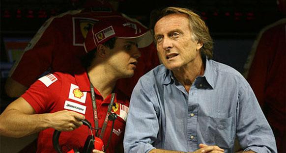 Ferrari Patronu Massa'nın Gelişiminden Memnun