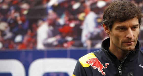 Webber, Vettel sorularına sinirlendi