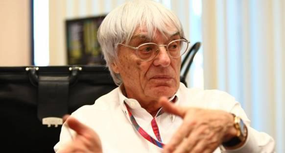 Ecclestone: Bahreyn kararı parayla ilgili değil