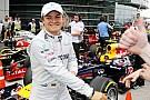 Rosberg takımın gelişimine dikkat çekti