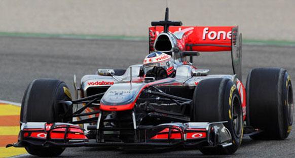 Paffett: McLaren farkı kapatır