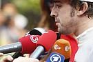 Alonso'nun hedefi podyum