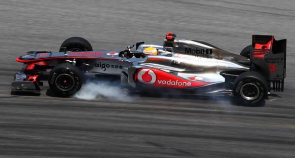 Malezya Grand Prix 2011 Cumartesi antrenmanları - McLaren hızlanıyor
