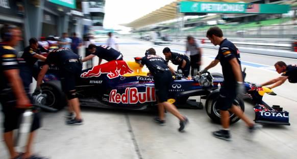 Red Bull KERS'te karar aşamasında