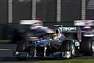 Rosberg ilk haftasonunda hayal kırıklığına uğradı