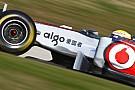Hamilton: McLaren 1 saniye daha yavaş