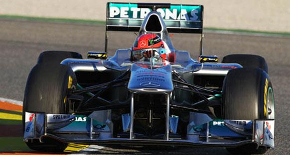 Mercedes GP güncellemelerden umutlu