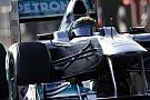 Güncellemeler Rosberg'e umut verdi
