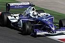 Rigon Ferrari için aero testi yaptı
