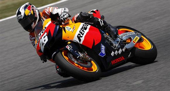 Moto GP Sepang testleri 2. gün - Pedrosa lider