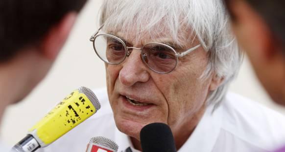 Ecclestone: Vettel bir gün Ferrari'ye geçecek