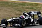 Barrichello testlerin ilk gününe olumlu bakıyor