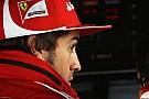Alonso'nun bacağında kas zedelenmesi olmuş