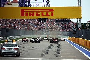 Formula 1 Preview Timetable of the 2016 Russian Grand Prix