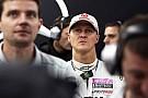 Schumacher'den temkinli bir mutluluk