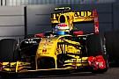 Petrov, Renault'ya yakın