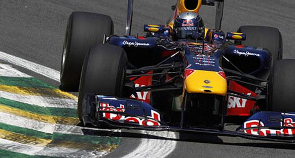 Red Bull pilotları sıralamadan memnun