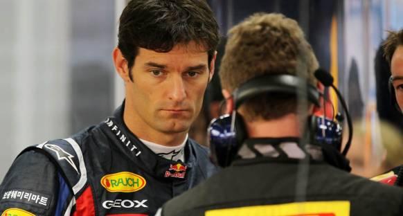 Webber: 'Red Bull duygusal olarak Vettel'i destekliyor'