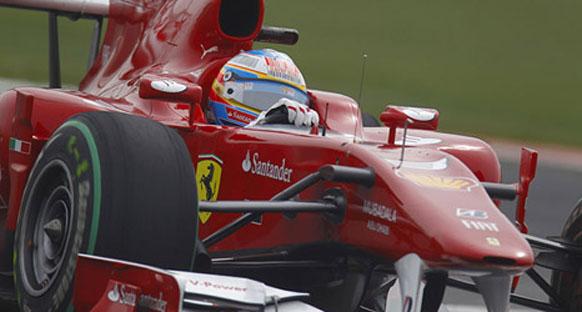 Alonso: Öncelik yarışı bitirmek