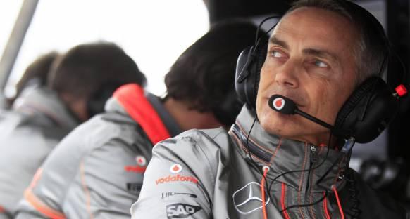 McLaren'da üzülmek yok, çalışmak var