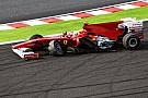 Massa ilk viraj kazasından pişman