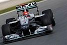 Schumacher: 'Kilit nokta Pirelli testleri değil'
