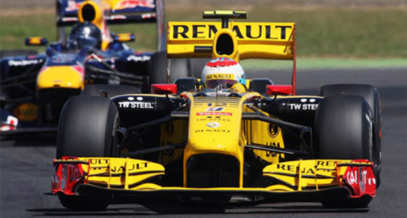 Renault'da sponsor aşkı Kimi tercihini gölgeliyor