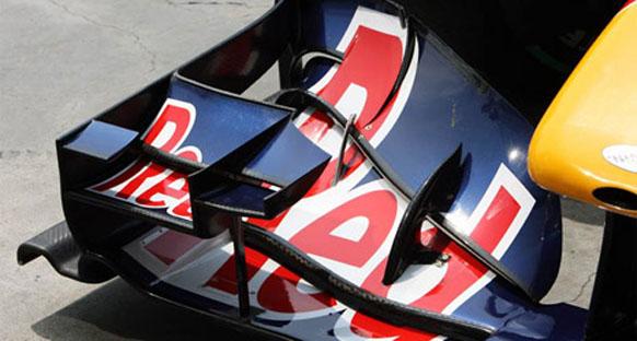 Red Bull ve birçok takım tabanda değişikliğe gitti