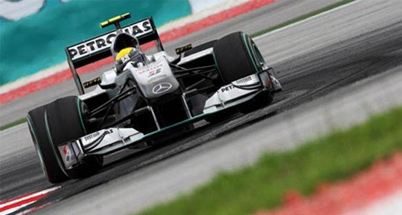 Rosberg: 'Artık podyum çok zor'