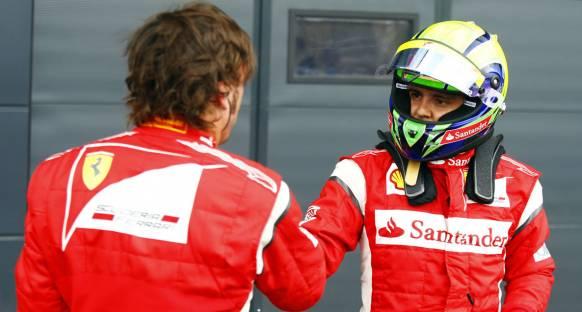 Massa: 'Ferrari üzerinde baskı olacak'
